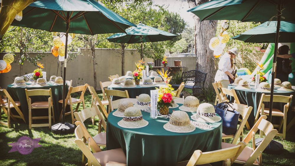 Jungle Safari Party Planner Event Stylist Los Angeles
