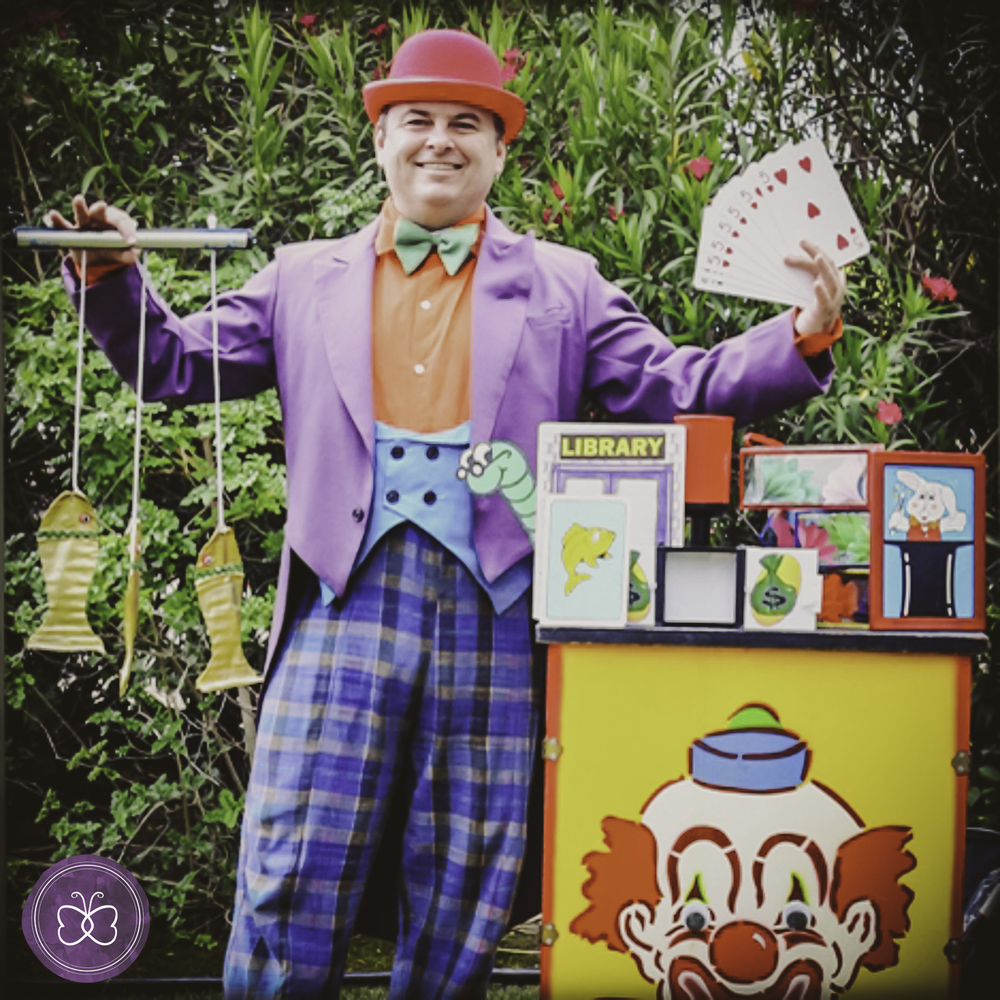 magic shows for kids parties los angeles