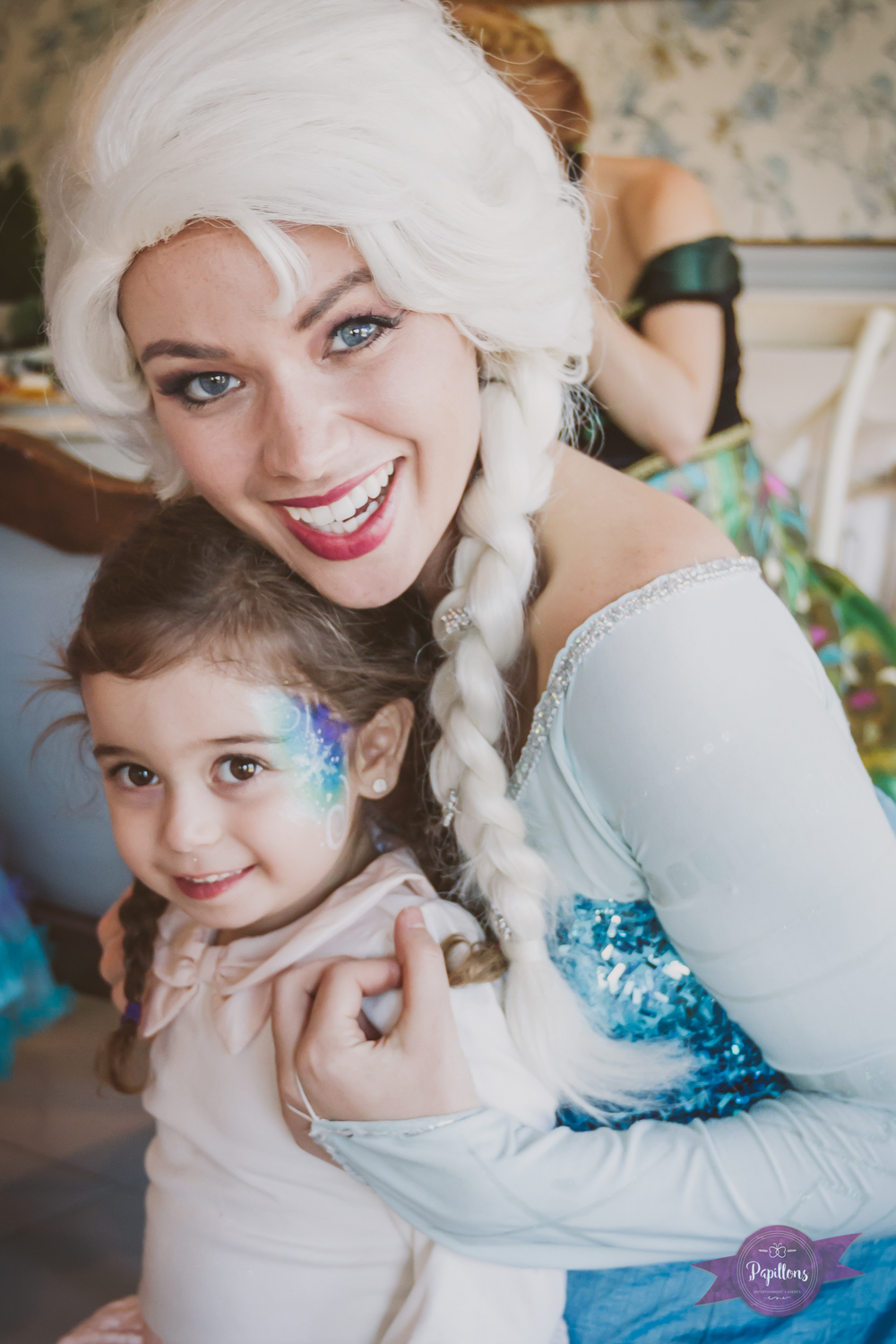 queen elsa frozen party character los angeles