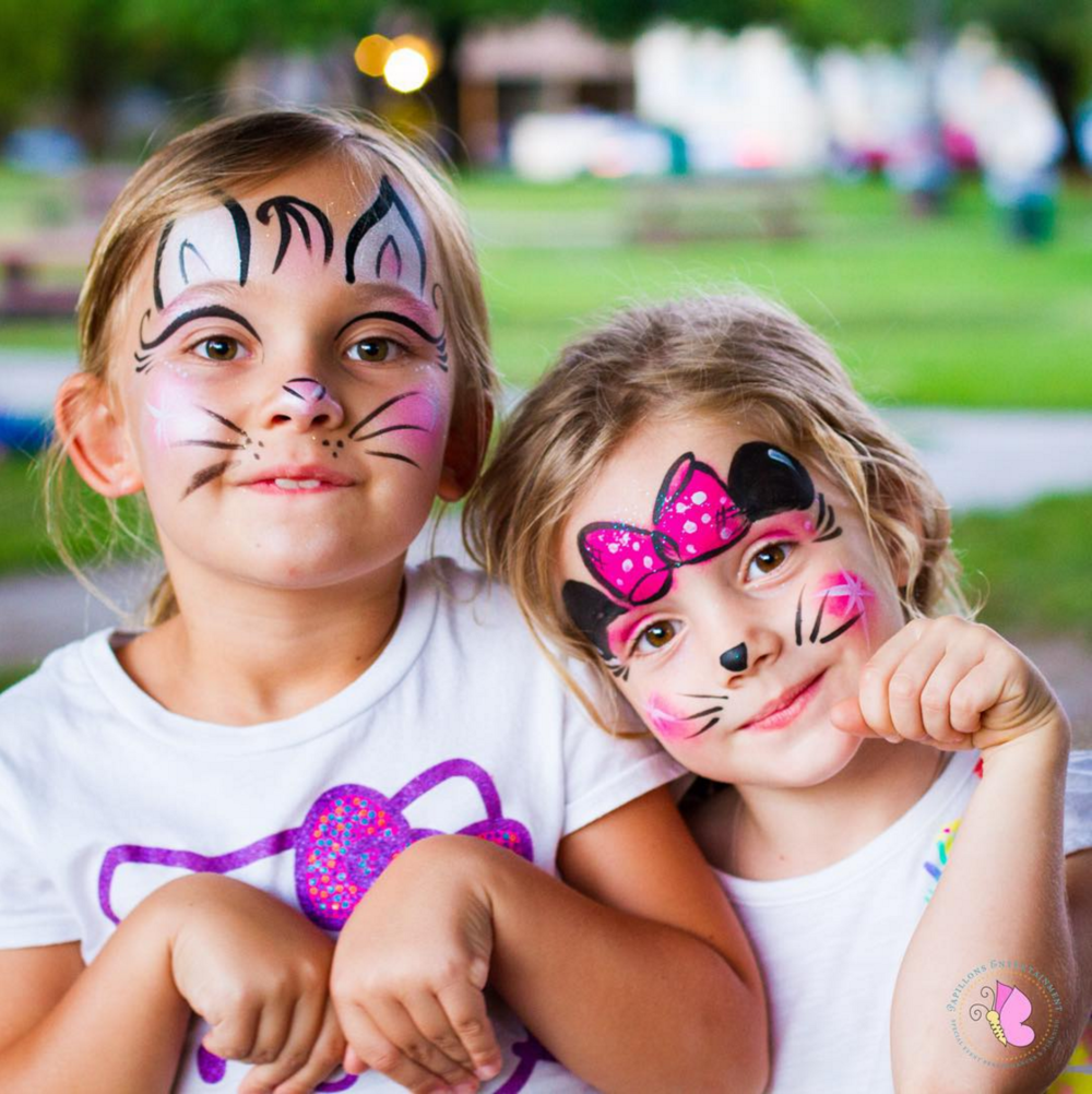 professional face painter los angeles