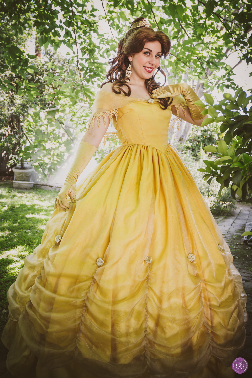 The ultimate French princess, Belle lives to share her love of books, dancing, and enchanted objects. Belle reminds children that true beauty comes from within.