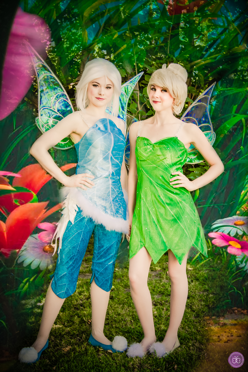 tinker bell periwinkle fairy party characters los angeles