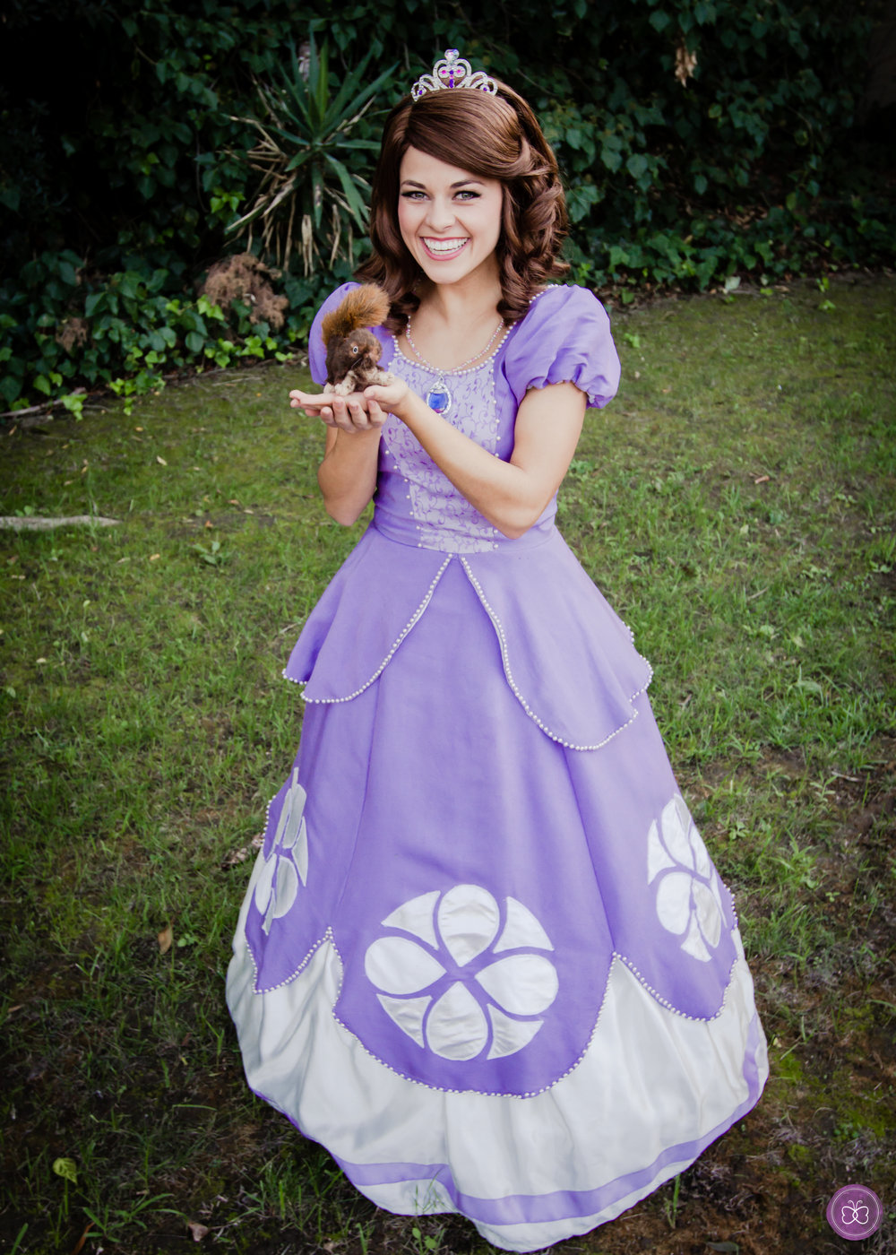 princess sofia the first party character LA los angeles