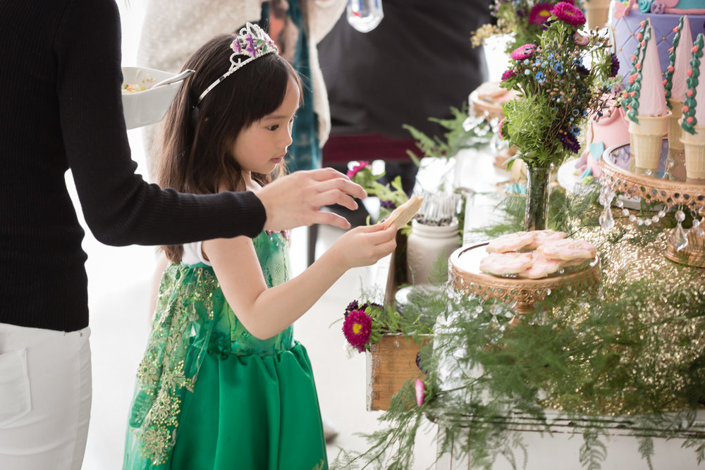 birthday princess admires custom desserts beverly hills party planner.jpg