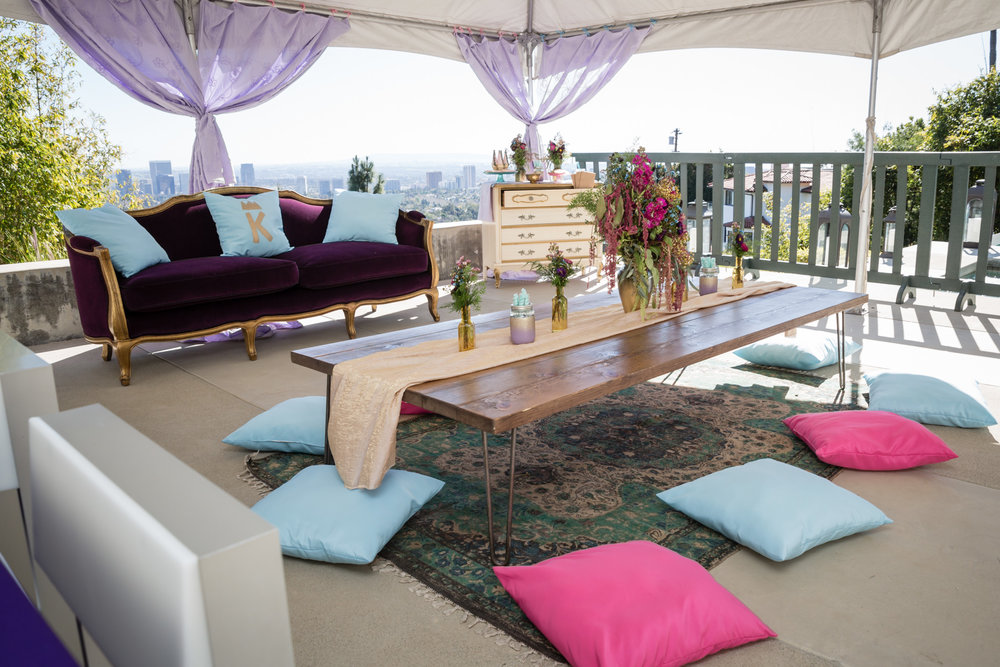 princess party tent event styling beverly hills.jpg