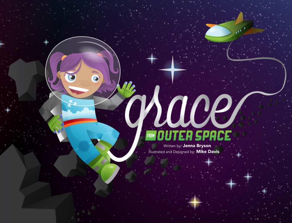 Check it out and order one of the first-edition hard covers if you have a space-loving kiddo. -