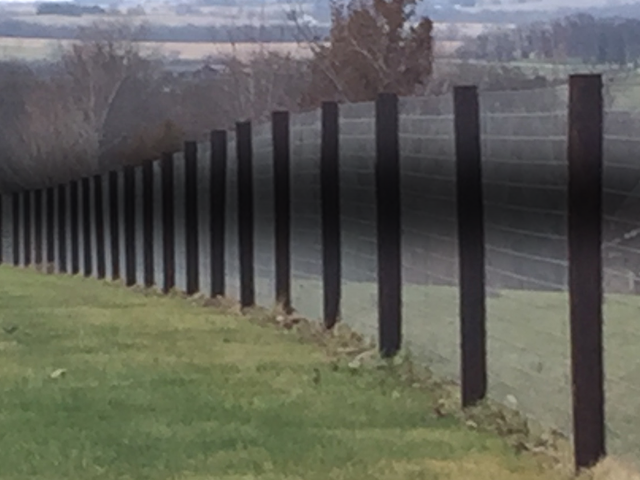 Wire Fence — Iowa Fence Contractor