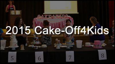 2015 CakeOff4Kids