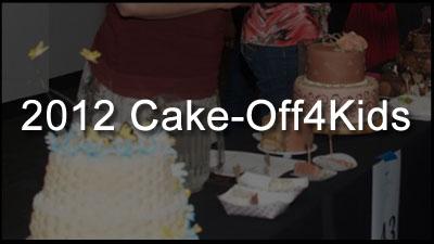 2012 CakeOff4Kids