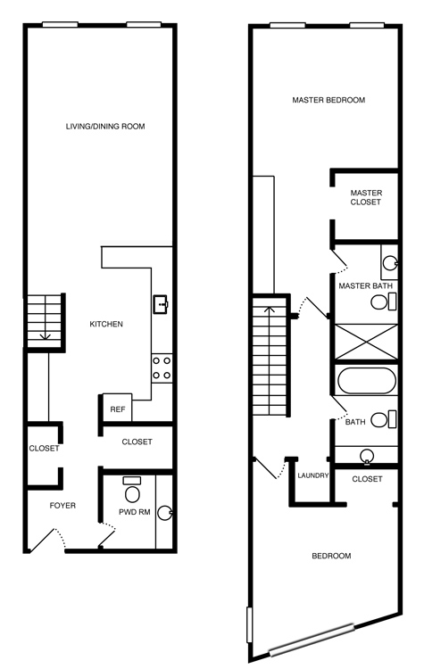 Floor plan is provided for illustrative purposes only and while deemed accurate, proportion, measurements and relative layout are not guaranteed.