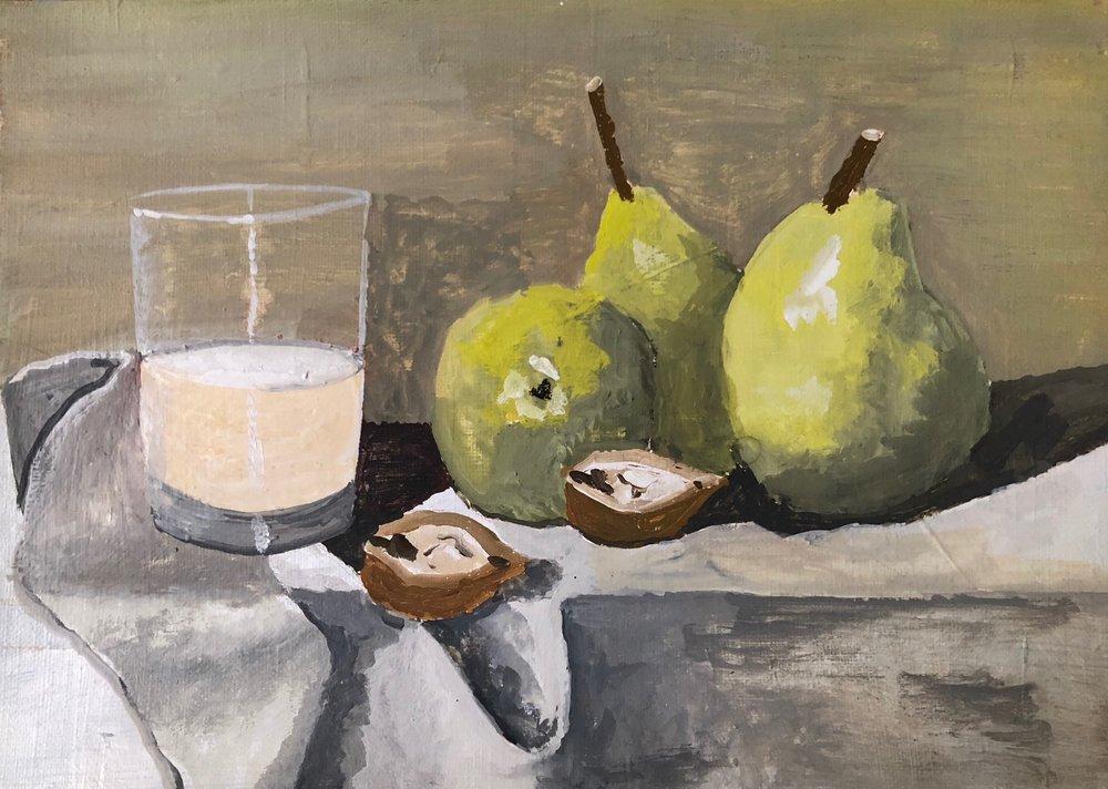 Catherine Hickson   The Paris Paintings