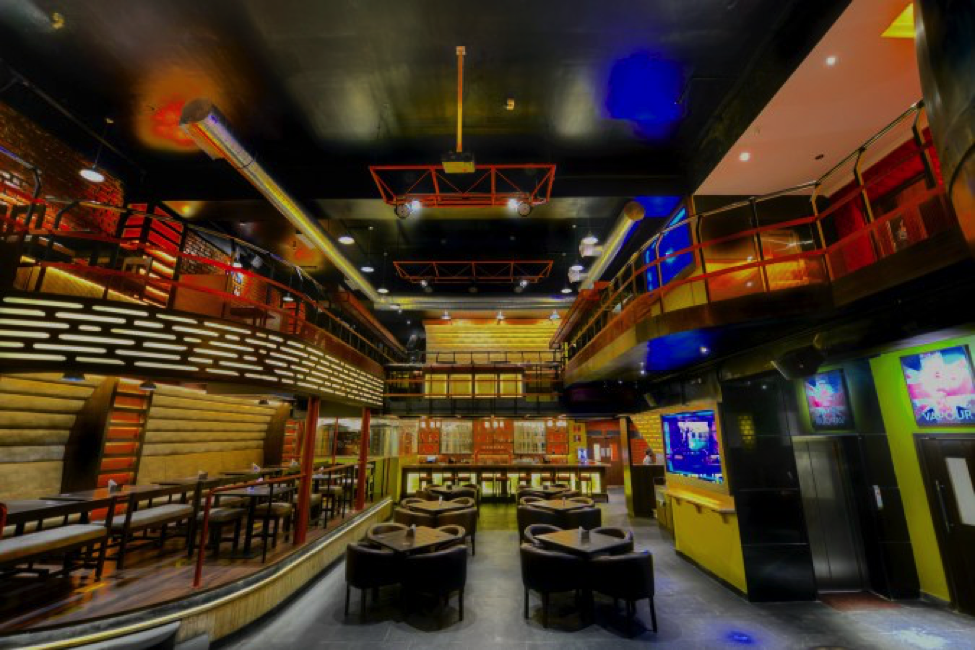 Vapour Pub & Brewery, Indira Nagar, Bangalore