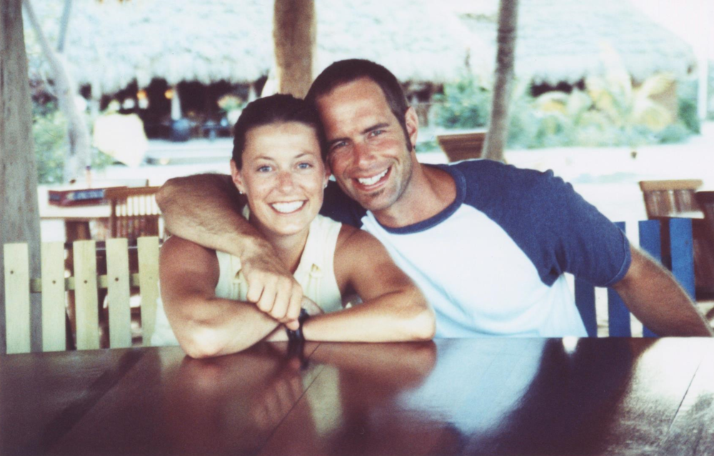 a perfect example of why i love photos... a sweet memory of our youth, our honeymoon and life pre-kids. may you always be inspired to capture lasting memories!  xoxo, s.h.