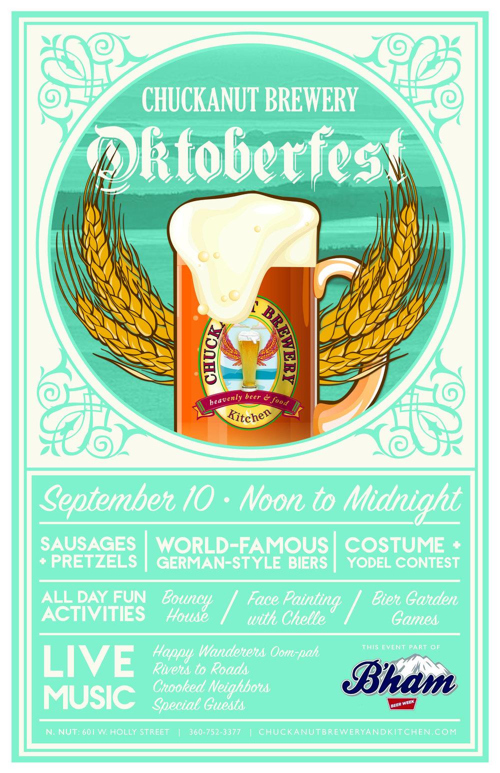 Oktoberfest 2016 Poster