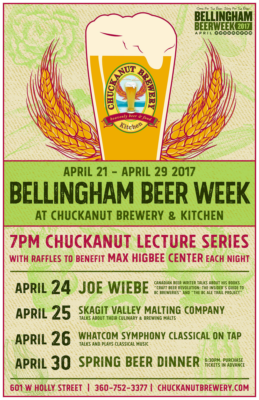 Bellingham Beer Week 2017