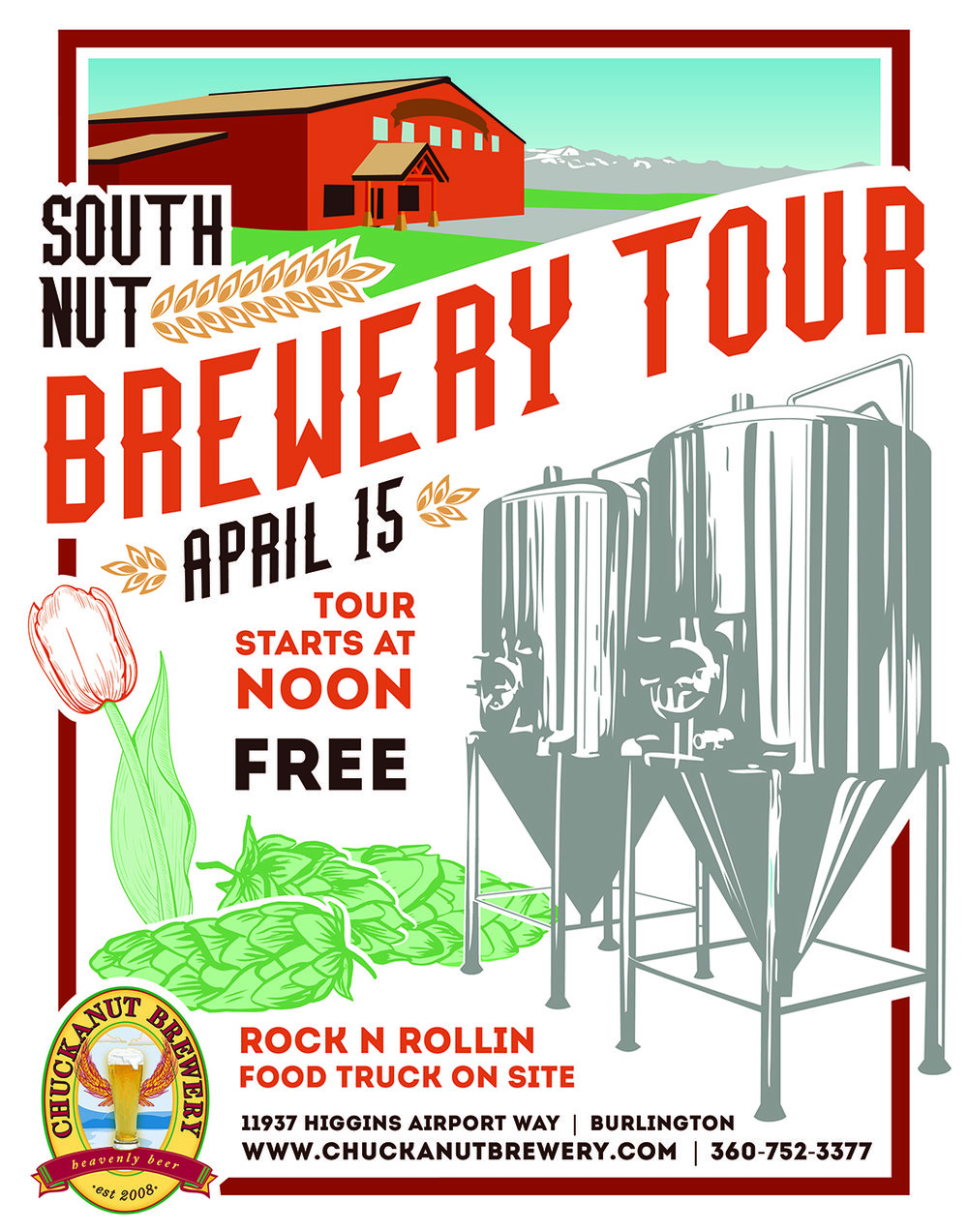 2017 Brewery Tours