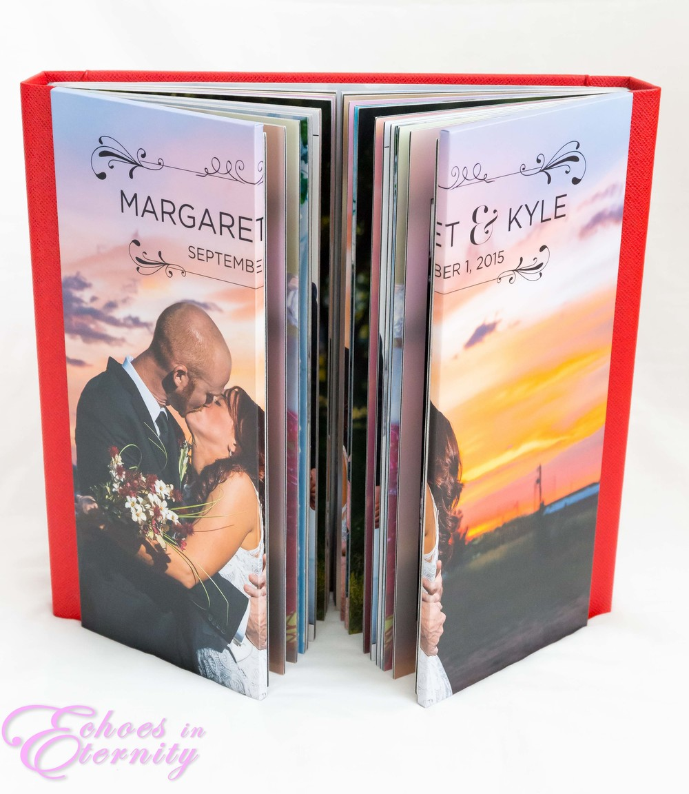 Handmade wedding album tucson arizona wedding photographer photography