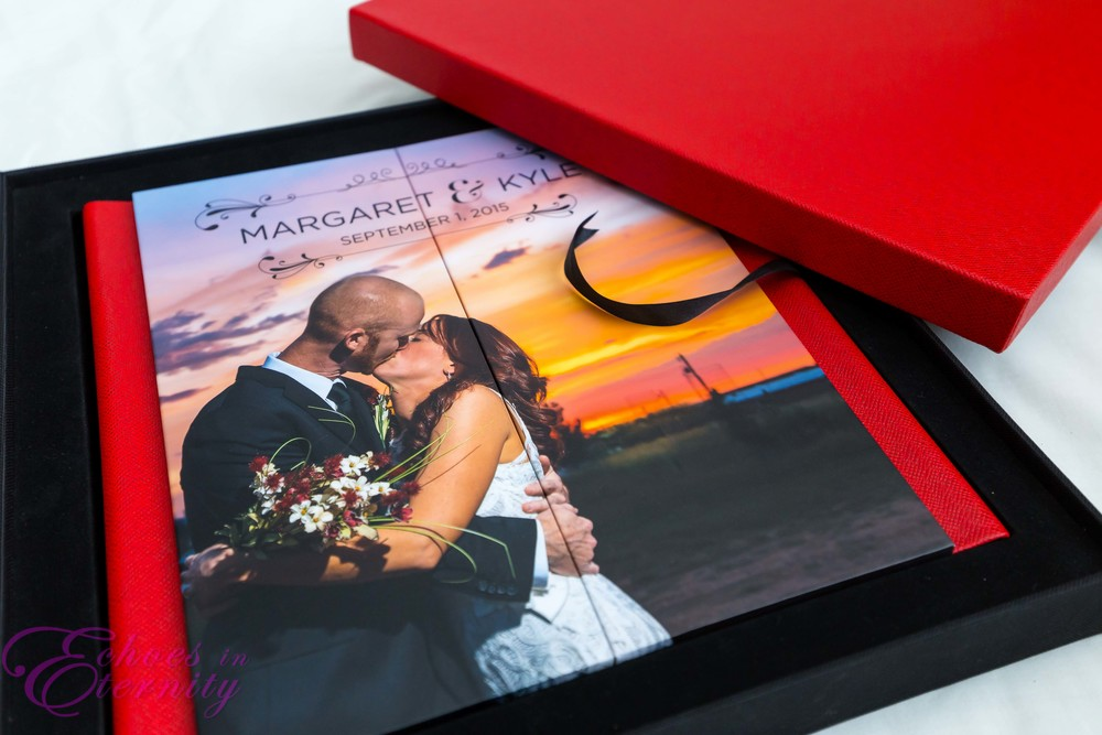 Handmade wedding album tucson arizona wedding photographer photography custom fitting cover case