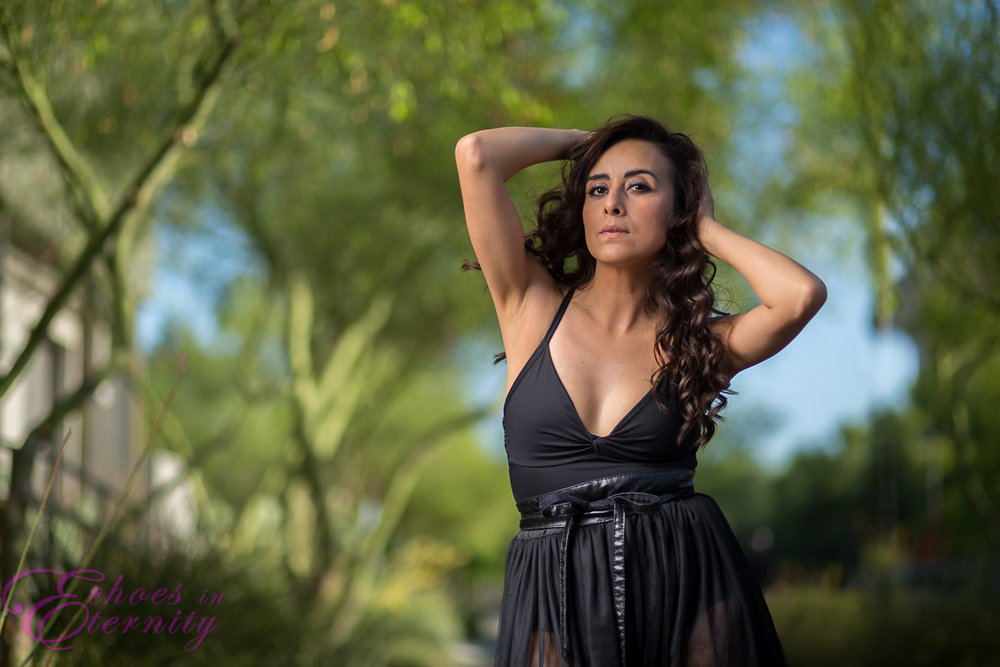 Tucson Arizona Model and Glamour photography 02