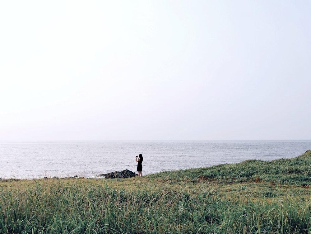 """五島列島  Gotō-rettō , literalmente: """"archipiélago de las cinco islas""""."""