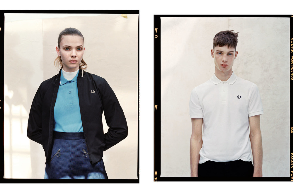 Fred Perry SS16