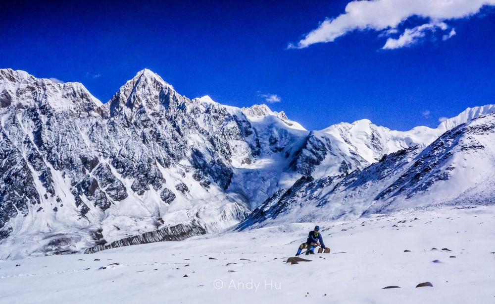Mt. Gongga Trek Riwoche Pass