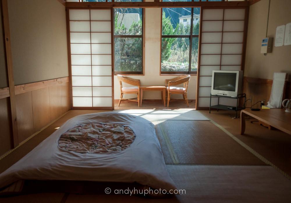 Koguchi Shizen no le-Kumano Kodo Trek