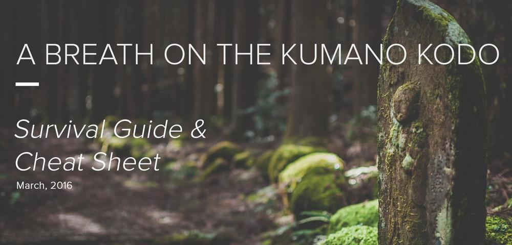 kumano kodo guide-cover