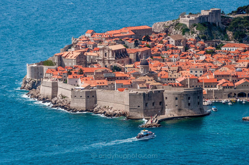 "Dubrovnik Grad - ""Pearl of the Adriatic"""
