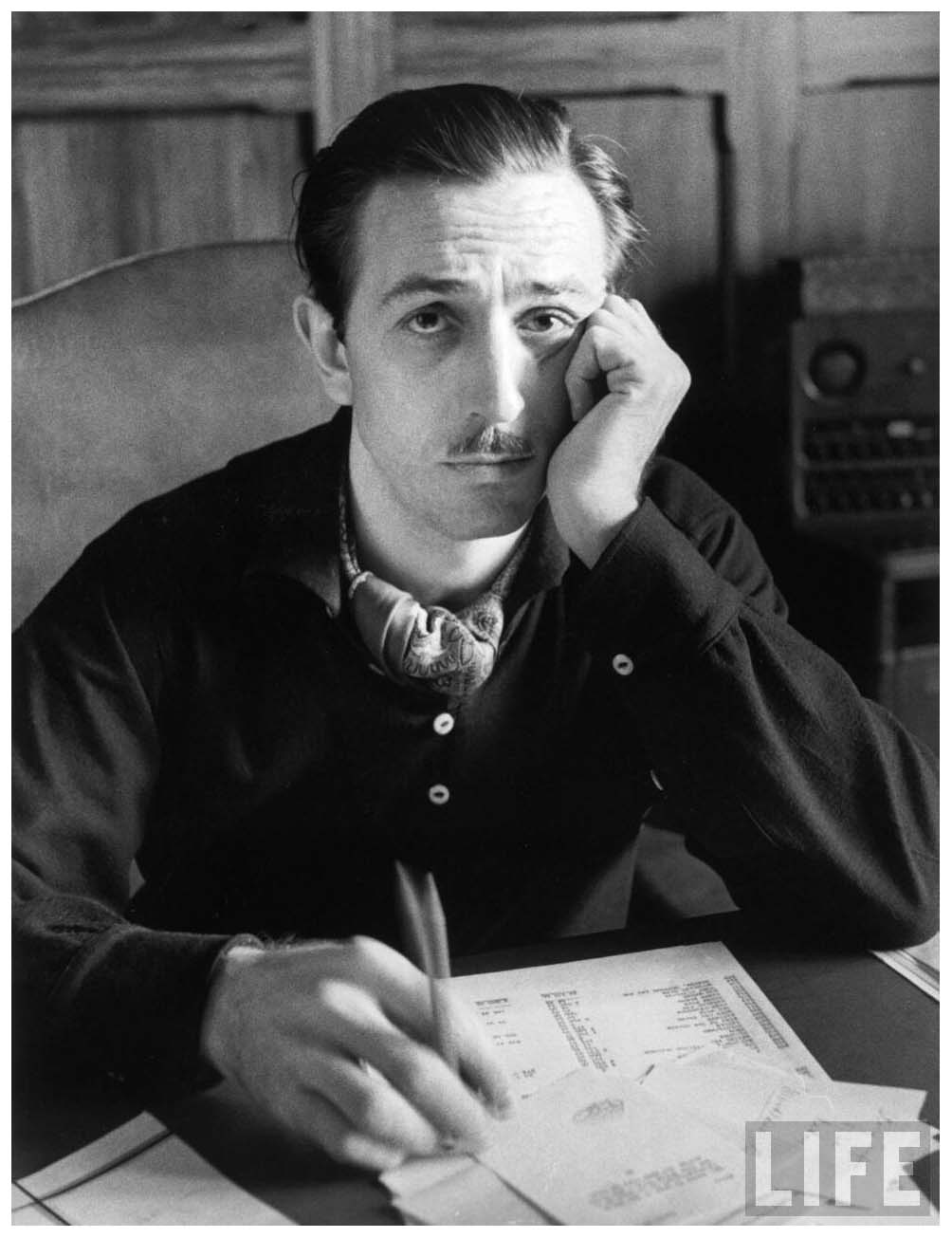 Walt Disney S First Neverland The Courage To Begin And The Grit To