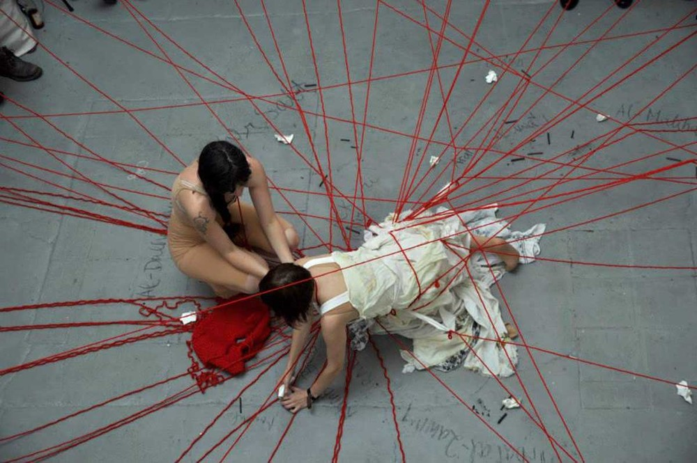 Sanija Kulenovic & Adi Liraz: ExDress: Body, Trauma, Exclusion & Inclusion