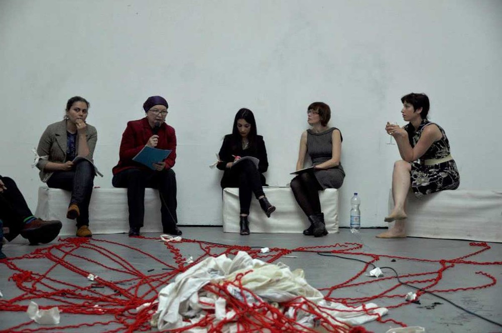 Panel discussion with: Armeghan Taheri, Saima Mirvic- Rogge, Sanija Kulenovic and Sultan Doughan
