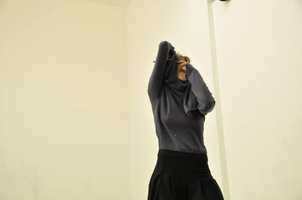 Inna Krasnoper: Re-directing intention