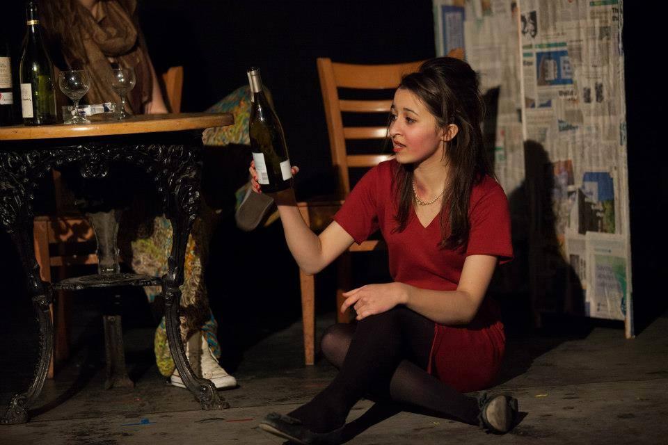 Betty Doxy - Britten's 'Beggar's Opera'. King's Opera, December 2012.