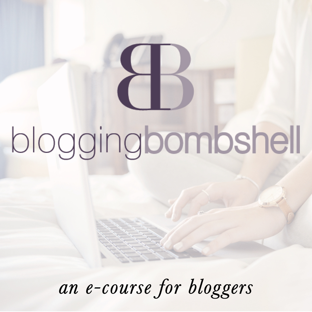 An E-Course for bloggers!