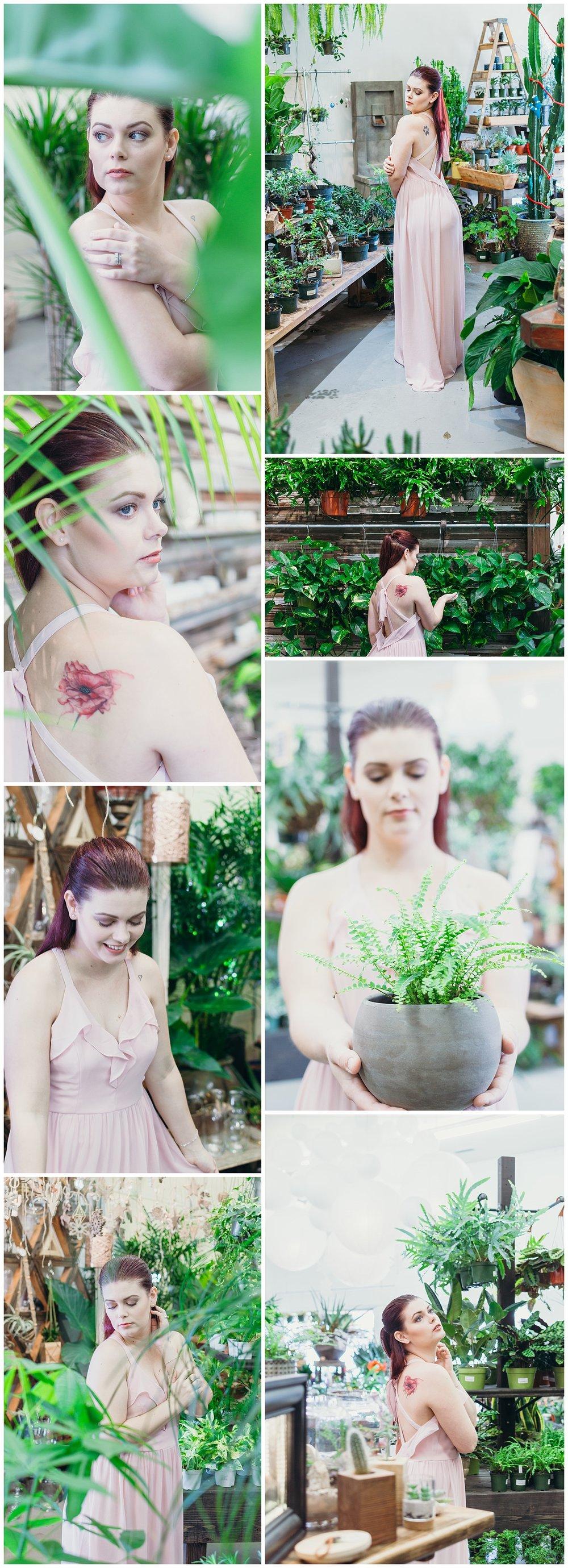 Model:  Maygen Aleice