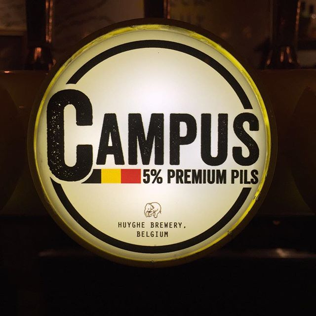 Our latest tasty craft #beer all the way from #belgium . If you're a #lager drinker, you'll love this beer for its crisp taste and smooth finish.