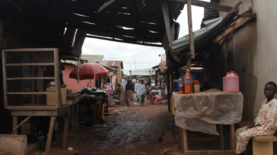 Tamale Market, Ghana 2012.
