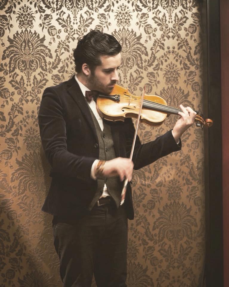 Photographed: Nik Jovcic-Sas, aka Gypsy Nik.