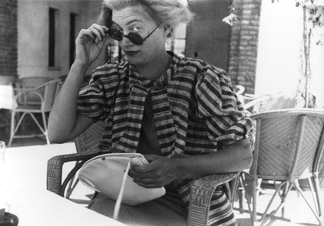 Lee Miller, Egypt 1935 by Unknown Photographer © Lee Miller Archives, England 2014