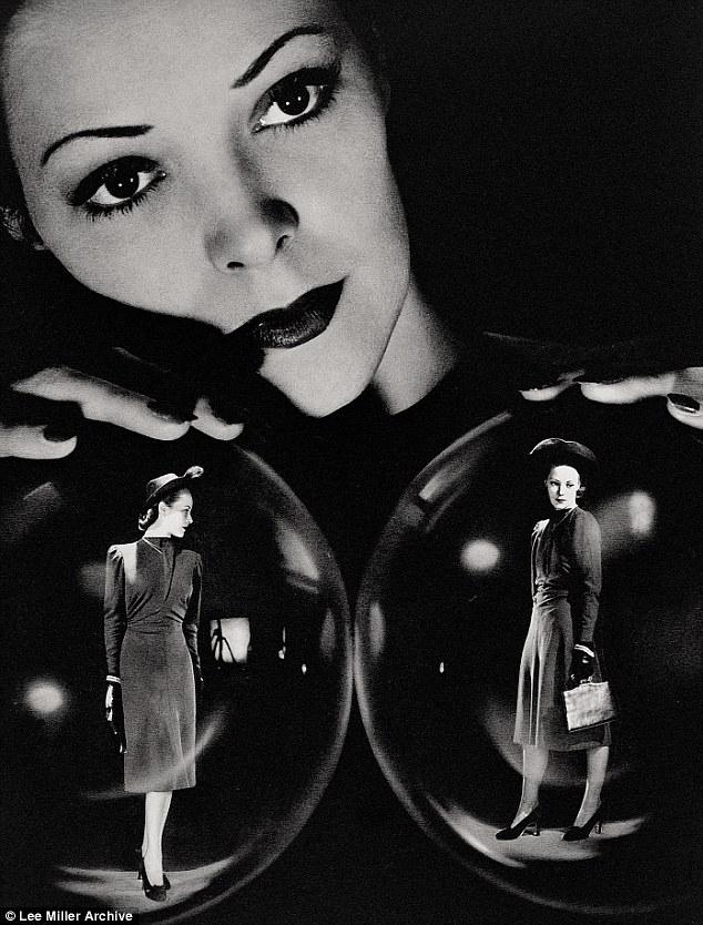 British Vogue, 1942.