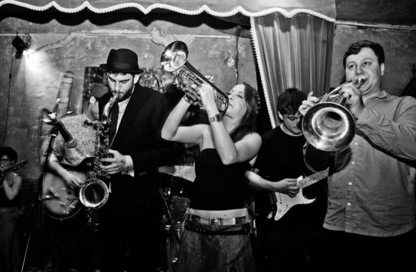 Op Sa! Balkan  Band