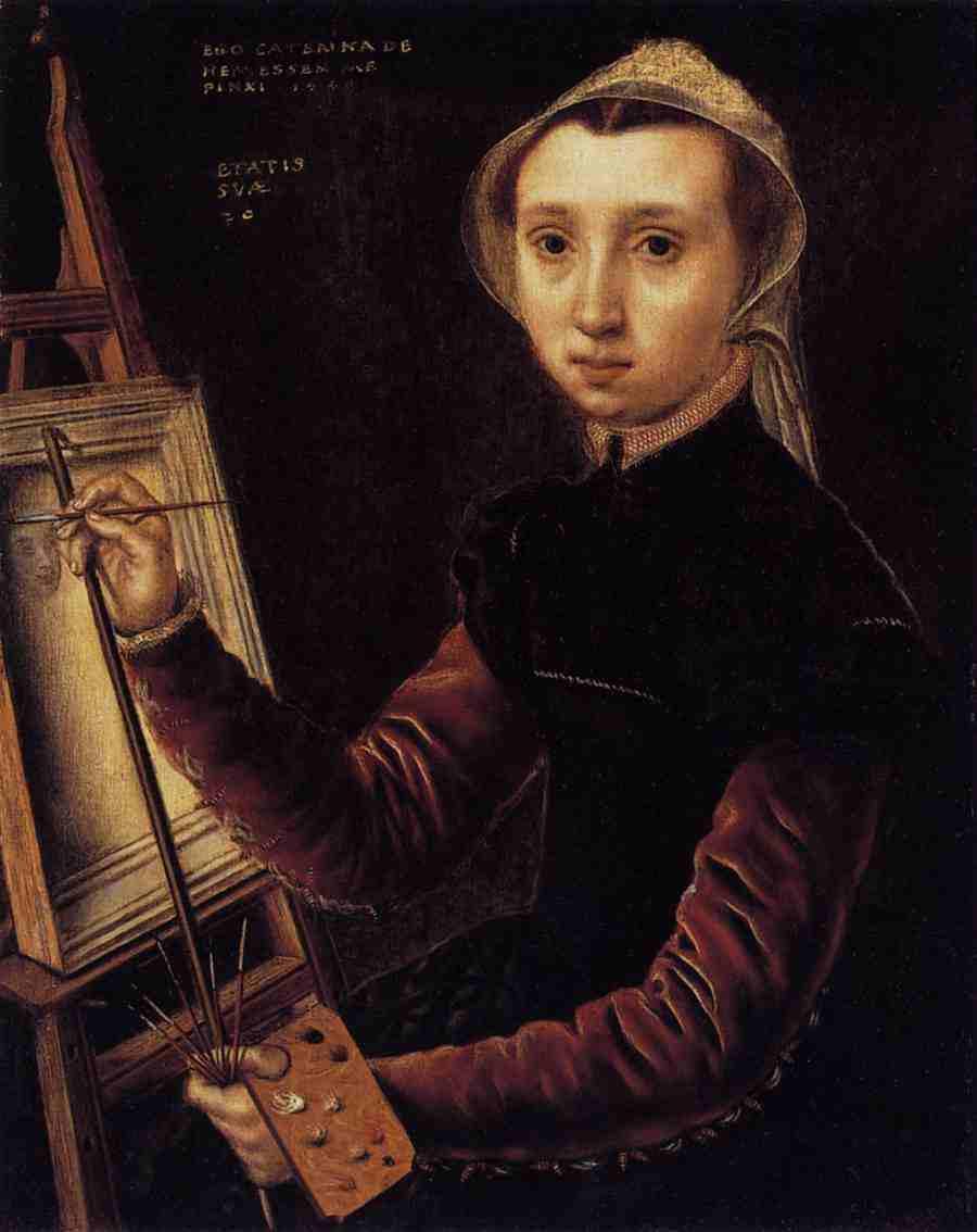 Catarina Van Hemessen
