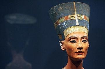 Nefertiti's Bust