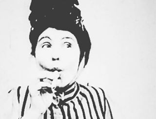 NOT SO POPULAR WOMEN IN FILM WEEK. 🎥 Alice Guy-Blaché was the first female director in the history of film. A pioneer of early French cinema, she also directed the first narrative film in history at the tender age of 23 called LA FEE AUX CHOUX (April, 1896). Filmed on 60mm, it's a surreal minute long film about a fairy that grows children in her cabbage patch. As an advocate for women in film, but also aware the gender inequalities of her era, Guy-Blaché pushed to ensure strong female roles featured in all her films. Furthermore, she championed women as filmmakers who are capable of greatness, and equal in talent to their male counterparts.  For more from @jemma_moore see here: http://www.notsopopular.com/blog/2016/11/13/sdx7kidsavxngti0jyncwue9ufb301 #womeninfilm #film #gemmamoore #aliceguyblache #femalefilm #femaledirectors