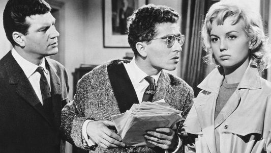 'elle se fait violer' (1958), director  Marc Allégret