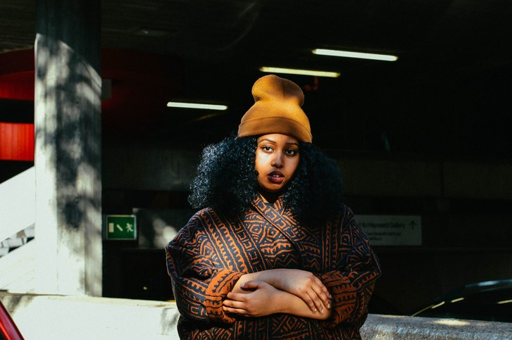 Warsan Shire (featured in Lemonade, Beyonce)
