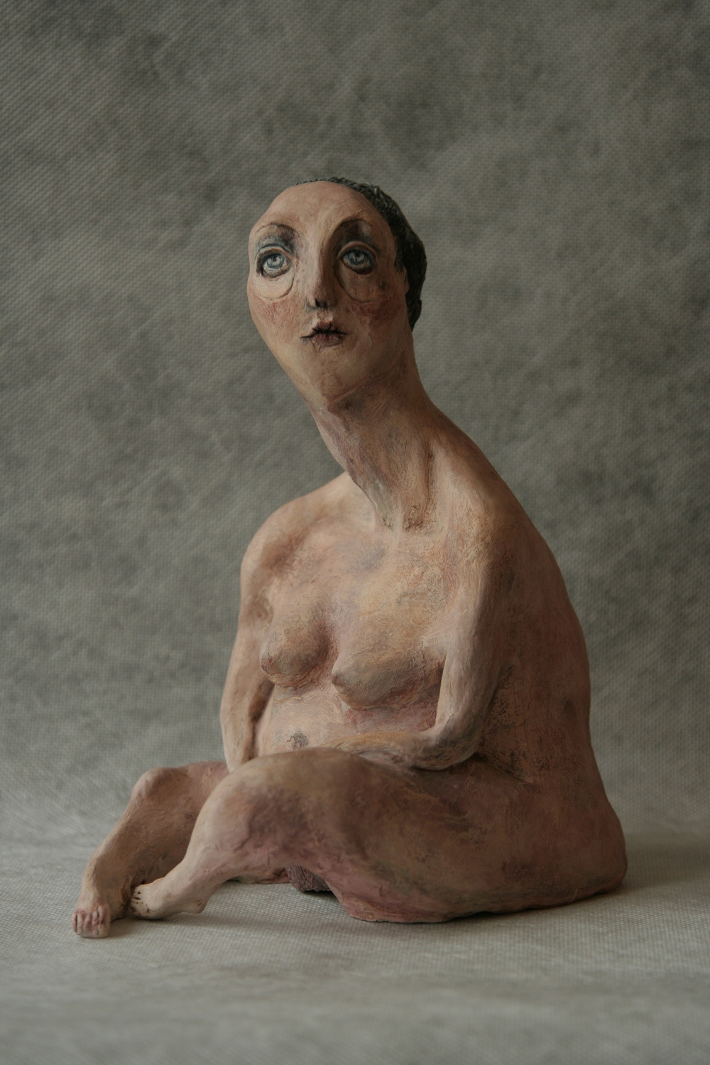 Elza , clay, 22 cm, available for sale