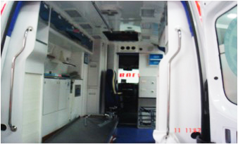 Ambulance Interior Fittings