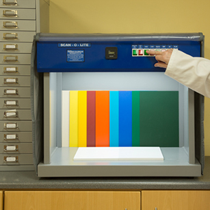 cOLOUR ANALYSIS EQUIPMENT